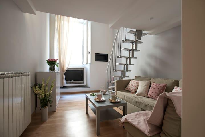 Charming Apartment few steps from Fontana di Trevi
