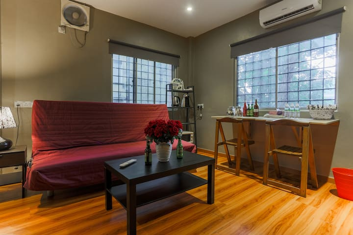 Perfect & Best location in kl city - Kuala Lumpur - House