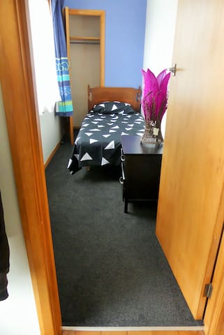 Private Room Akina, Hastings- Near Town - Hastings - Wohnung