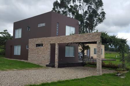 Wepiaa Casa de campo - Subachoque