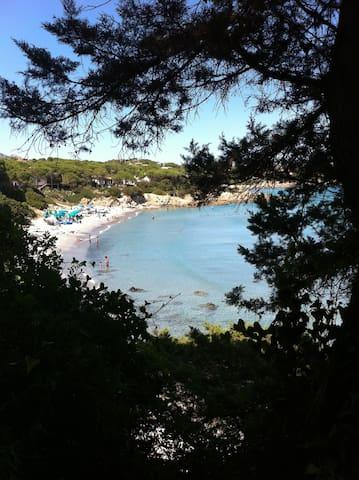 Casa sul  bellissimo mare sardo - Sas Linnas Siccas