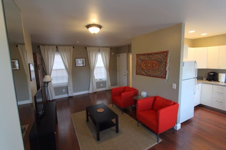 Awesome DOWNTOWN apt - Baltimore - Huoneisto