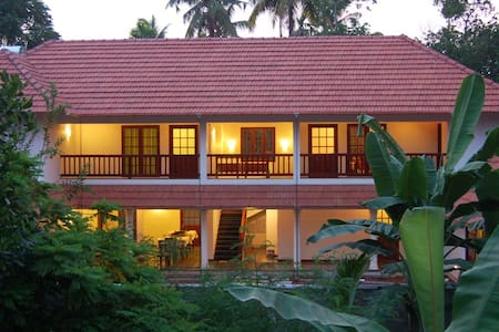 Little Paradise close to Cochin airport - 埃爾訥古勒姆