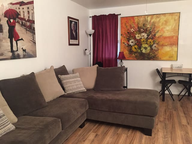 Cozy 1/1 Apartment - San Angelo - Apartment