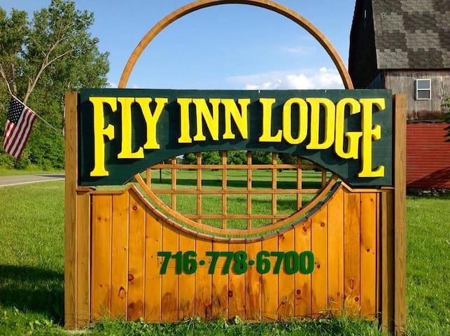 The Fly Inn Lodge, LLC