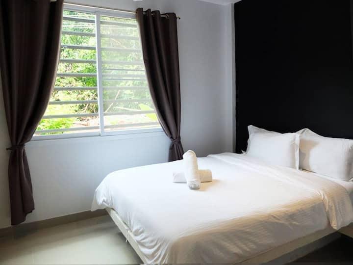 Koh Tao 1 Bedroom with Garden View Modern&Quiet B