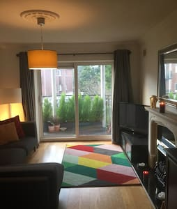 Double bedroom in Sandyford beside Luas tram stop - Sandyford