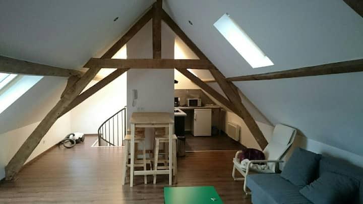 Appartement meublé centre de Gravelines