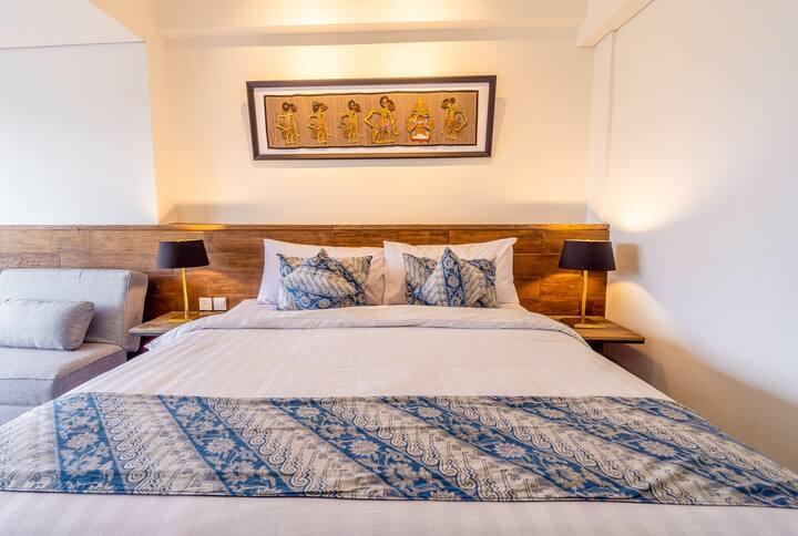 Modern Design Apartment w/ Merapi & City View