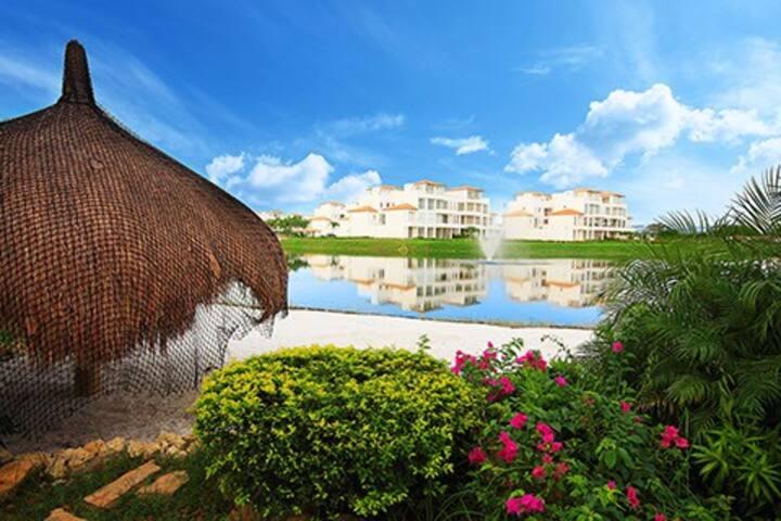 Asombroso apartamento amoblado norte Cartagena