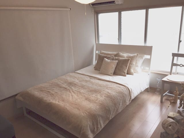 2 min walk TAMACHI/MITA *3 BEDROOM* - 港区 - Hus