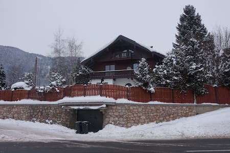 Apartment with mountain lake view! - Vorderthiersee - Apartament