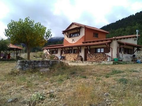Feneos - Doxa Lake