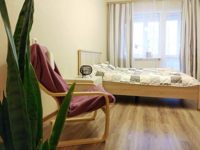 Комната для гостей Санкт-Петербурга - Sankt-Peterburg - Pis