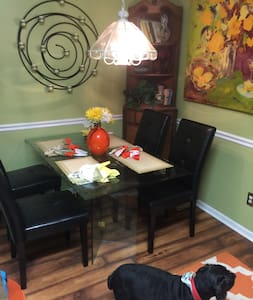 1 BR 10min to LakePoint Sports Complex - Cartersville