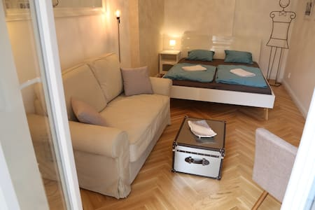 Fantastic apartment in residence - Praha - Lägenhet