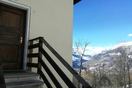Logement Relax - Aosta, Charvensod  - Appartement