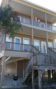 4/3.5 Bath Home w/ Pool, Hot Tub, WiFi & Fishing! - Gulf Shores - Townhouse