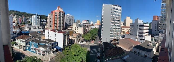 Apartamento vista para o mar Centro Florianopolis