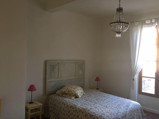 Joli appartement sur 2 étages au cœur du lubéron