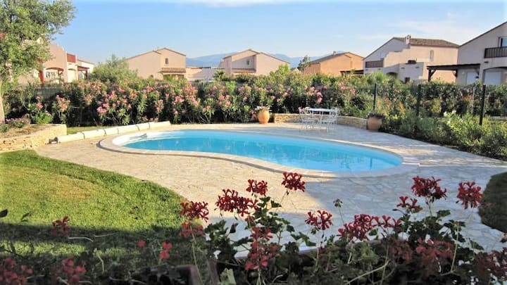 Villa Ecume 20 avec piscine