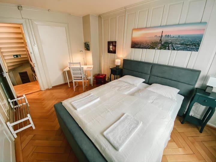 CityLodge St. Gallen - Standard Double Room