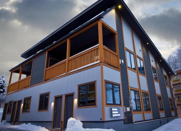 Hakuba Gondola 3 Bedroom Apartment Next to Gondola