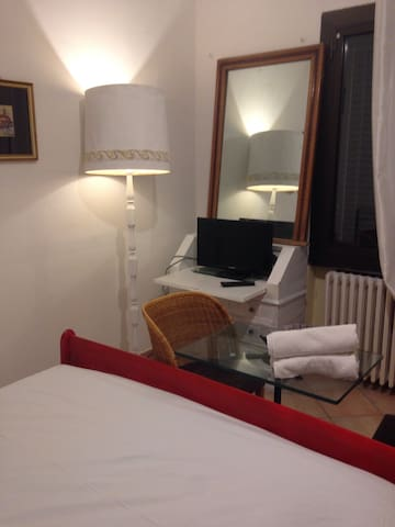 2 rooms with bathroom for 4/5 persons
