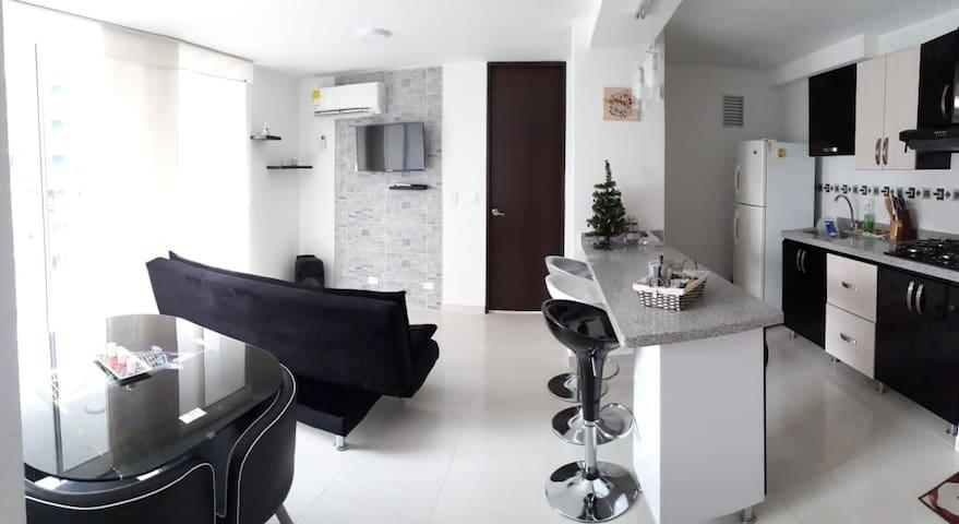 Acogedor Apartamento Vacacional-Ricaurte
