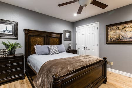 Your home away from home!!!  Next to DFW Airport