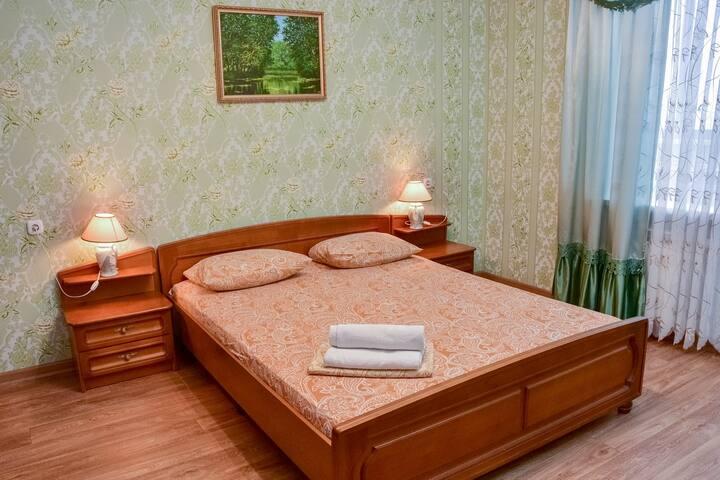 2-комнатная Московская, Wi-Fi бесплатно.