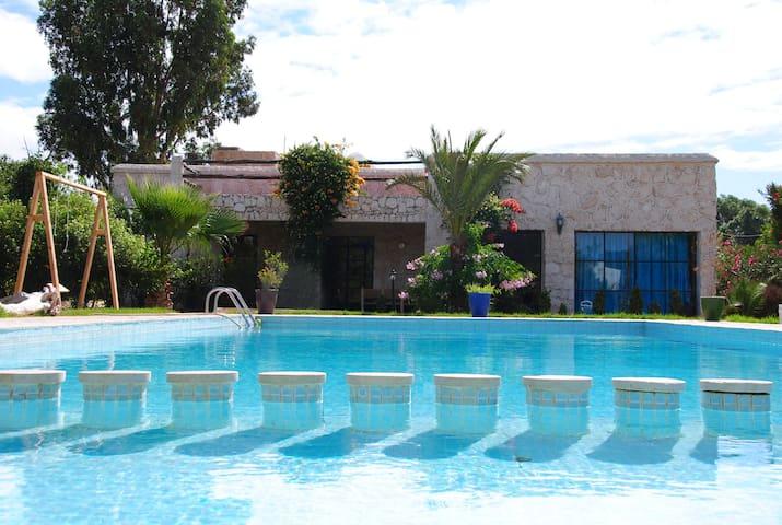 Essaouira Villa Boussa de 2 à 10 pers