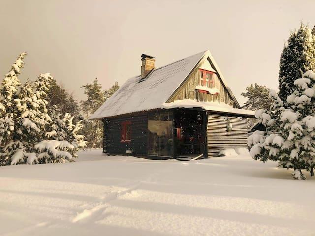 Nature getaway house near seashore & Kärdla