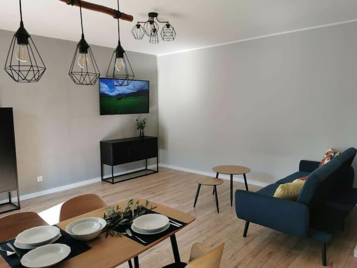 Nowy apartament Ultra Sonata 47m