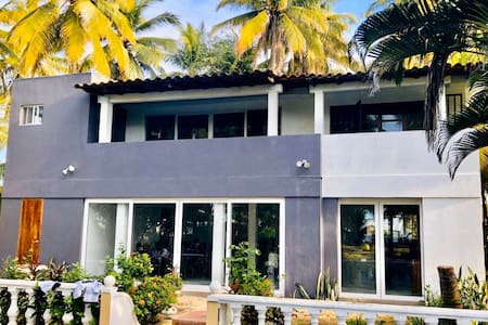 Casa Costa Azul frente al mar, un lugar mágico.