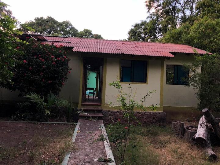 Cabaña 1 en el Zapotal