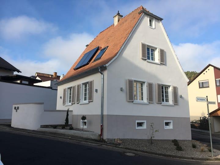 Christmann's Cottage - Appartement B (OG)