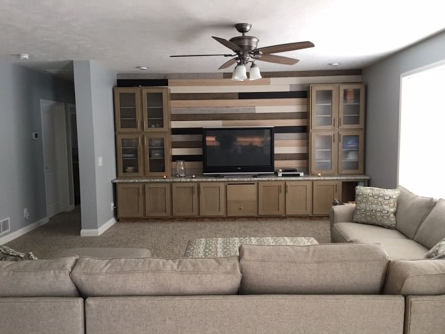 Family Room (sleeper couch)