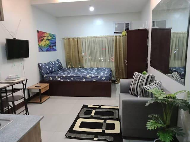 Studio Type Condo Near SM City Cebu