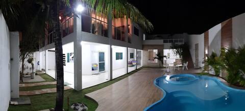 Casa maravilhosa e aconchegante na Barra Nova.