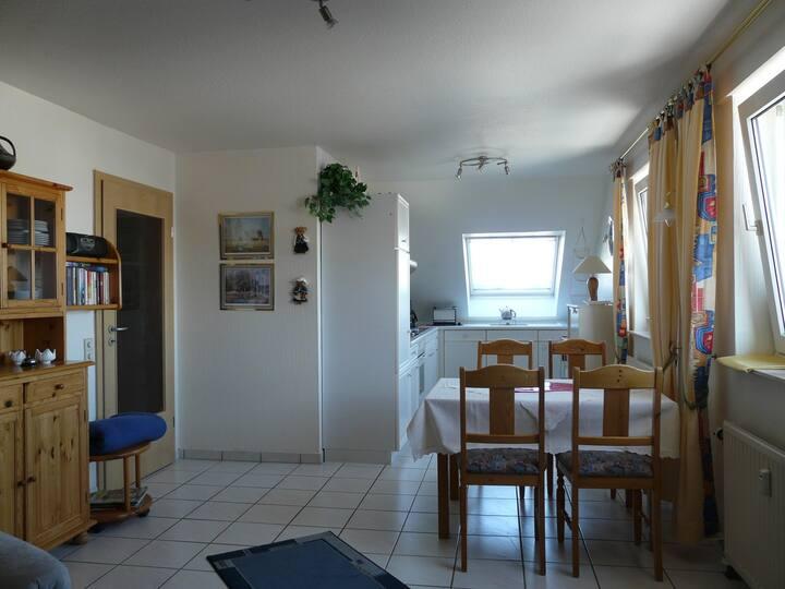 Ferienwohnung in Usseln, 2-4 Personen, Ortsrand