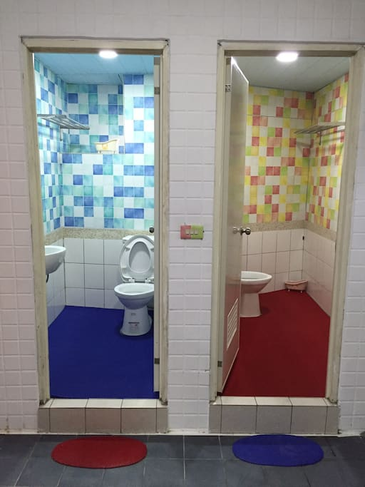 2間衛浴  2 bathroom