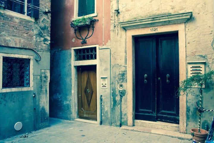 Rialto Mercato Melusina Apartment 4
