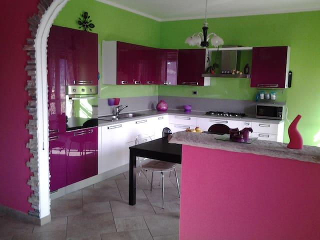 Casa Arcobaleno - Laveno-Mombello - Wohnung