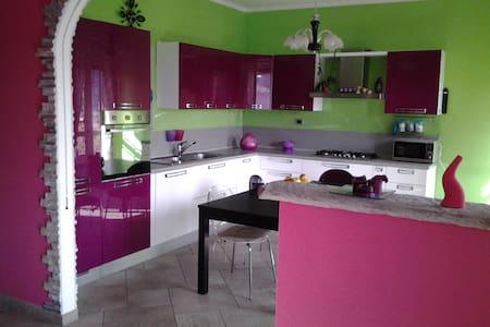 Casa Arcobaleno - Laveno-Mombello