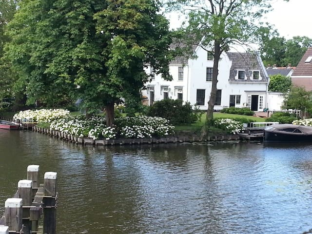 B&B 'Room Eleven' at The Vecht