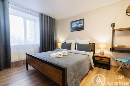 Loft Apartment/22A Prokatnaya