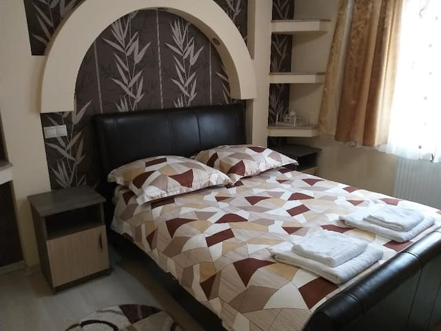 Luxury apartment in the historical Maramures