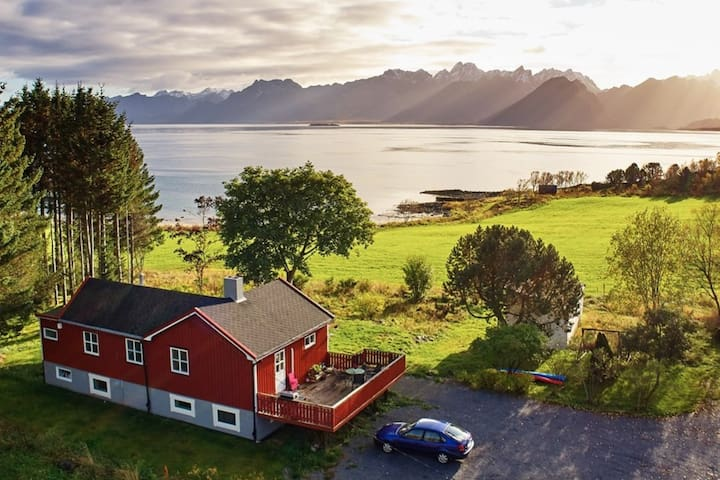 Holiday home with fantastic scenery