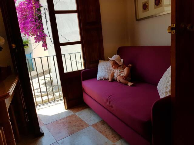 Beautiful cosy Ibiza place